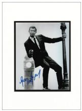 George Lazenby Signed Photo - James Bond